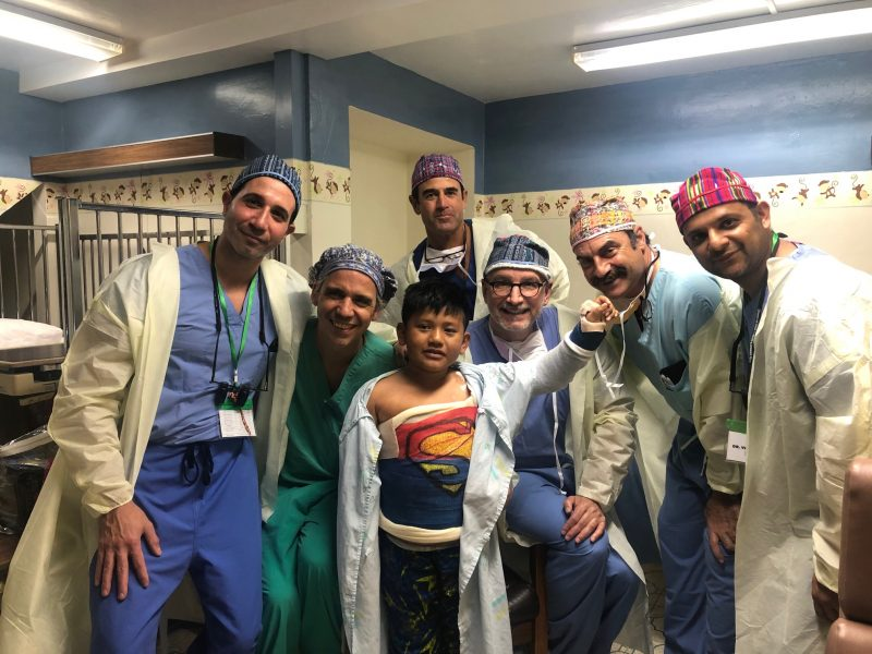 Dr. Christoforou Completes Mission to Guatemala